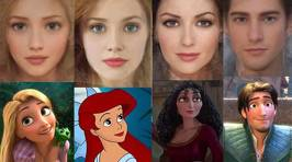 How Famous Disney Characters Would Look In Real Life