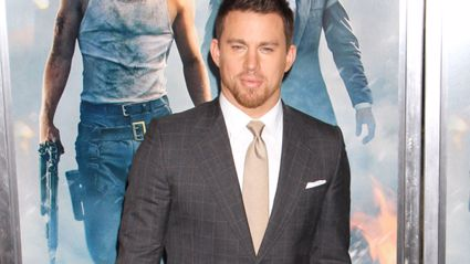 "Channing Tatum's Crotch Front and Centre in New ""Magic Mike XXL"" Poster"