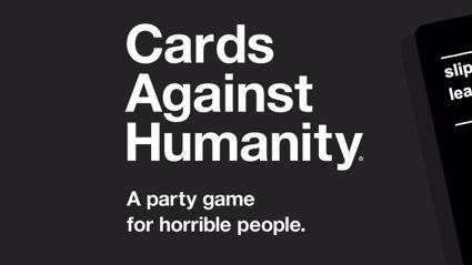 Cards Against Humanity Testing