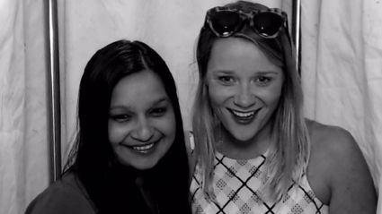 AUCKLAND - Fifty Shades of Grey Preview Photobooth Photos