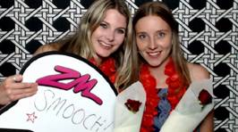 ZM's Naughty or Nice Valentine's Day Party Photobooth Photos