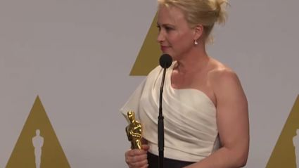 Patricia Arquette's Backstage Comments Overshadow Oscar Speech