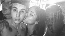PICS: Justin Bieber Celebrates His 21st Birthday