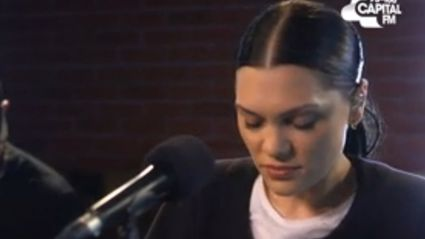 "Jessie J Covers Sam Smith's ""Stay With Me"""
