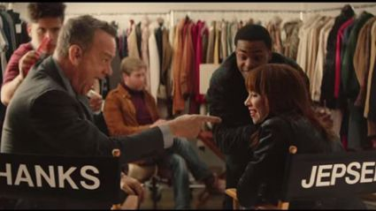 Carly Rae Jepsen's New Music Video Feat. Tom Hanks and Justin Bieber