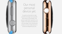 A Look at the Apple Watch