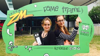 WAIKATO - Waikato University Unirec ZM Fit Zone Fame Frame Photos