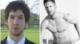 Calvin Harris Then and Now
