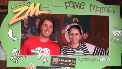 PALMERSTON NORTH - St Patrick's Day at Murray's Irish Pub Fame Frame Photos