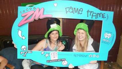 PALMERSTON NORTH - St Patrick's Day at the Celtic Inn Fame Frame Photos