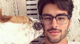 Instagram Account You Have to Follow: Hot Dudes With Dogs
