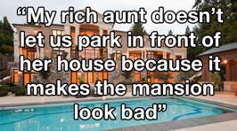 "Examples Of ""Rich People Problems"" People Have Seen"
