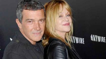 Antonio Banderas Admits He STILL Hasn't Seen Stepdaughter Dakota Johnson in Fifty Shades of Grey