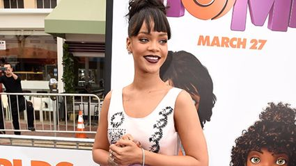 Rihanna's 'Home' Premiere Dress: Fashionable Or Unflattering?