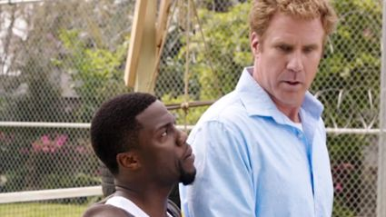 Listen: Fletch, Vaughan and Megan Interview Will Ferrell and Kevin Hart