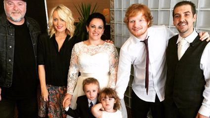 Ed Sheeran Surprises Deserving Couple With First Dance Song at Wedding in Sydney
