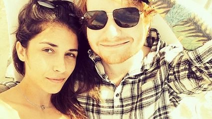 Ed Sheeran Confirms He Has Split From His Girlfriend