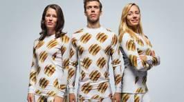 McDonald's Release Line Of Big Mac Clothing
