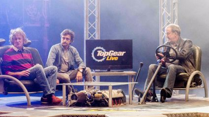 Jeremy Clarkson, James May And Richard Hammond Have Some Extravagant Demands For Top Gear Live Shows