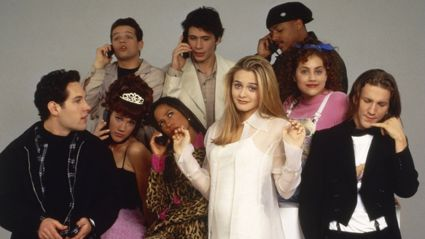 The 'Clueless' Cast Then & Now