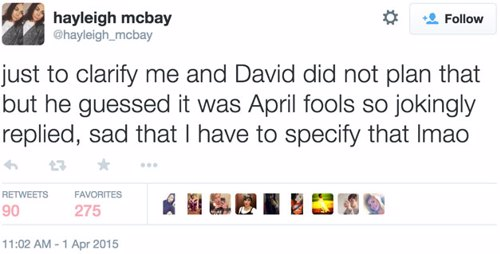 This Guy Has An Awesome Response to His Girlfriend's April Fool's Prank