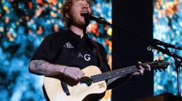 Ed Sheeran Live In Christchurch