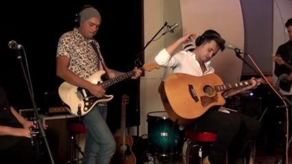 "Reece Mastin - ""Rebel and the Reason"" (Live)"