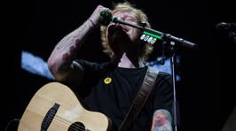 PHOTOS: Ed Sheeran Live In Auckland