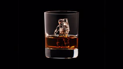 The World's Most Incredible Ice Cube Carvings