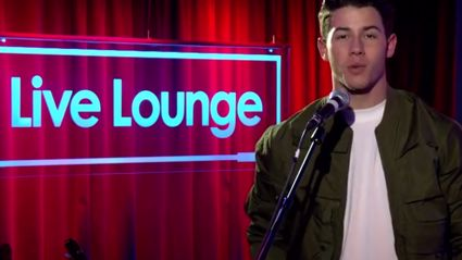 """Under The Covers - Nick Jonas Covers Years and Years """"King"""""""