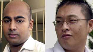 News: Bali Nine Australian Pair Executed By Firing Squad