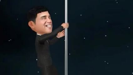 My Idol: The Bizarre Chinese App That Lets You Watch Barack Obama Pole Dance