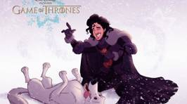 If Game Of Thrones Characters Were Disney Characters