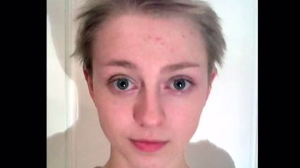Girl Takes A Selfie Every Day For 6.5 Years