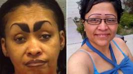 Women Who Can't Do Their Eyebrows