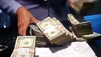 Idiot Films Himself Robbing Bank & Puts It On Instagram