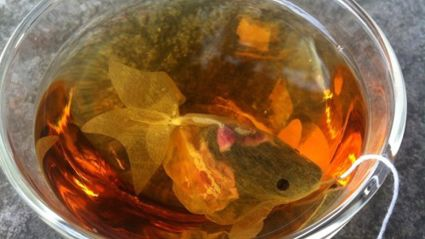 These Goldfish Tea Bags Are Perfect For Tea Lovers!