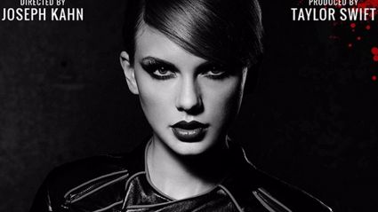 Check Out Taylor Swift's Teaser Pics For 'Bad Blood'