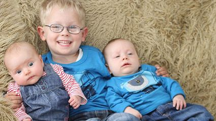 These Triplets Were Born Three Years Apart...WHAT!?