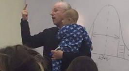 This Professor is Da Real MVP (Most Valuable Professor)