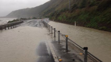 PHOTOS: Wellington's Serious Flooding