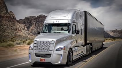 Self-Driving Trucks?