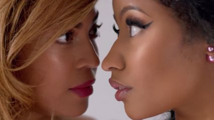 "Nicki Minaj and Beyonce - ""Feeling Myself"" Teaser"