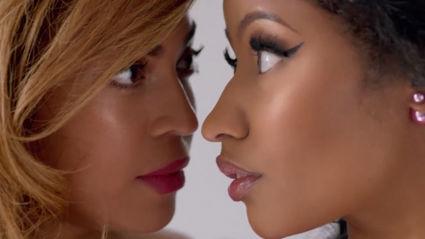 """Nicki Minaj and Beyonce - """"Feeling Myself"""" Teaser"""