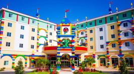 A LEGO Hotel in Florida Has Opened