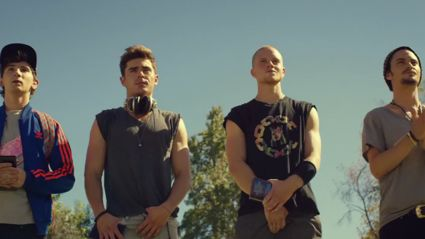 Trailer For New Zac Efron Film 'We Are Your Friends'
