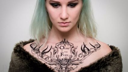 Game of Thrones Lovers, You'll Enjoy These Tattoos!