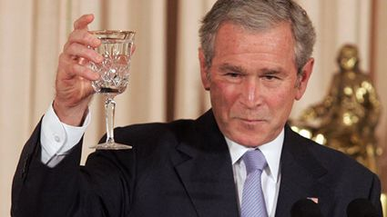New Poll Ranks George W Bush As More Hated Than Stalin and Genghis Khan