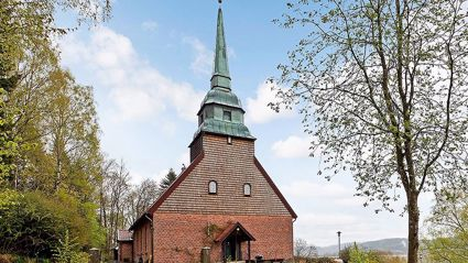 Old Swedish Church is Turned into Luxury Home