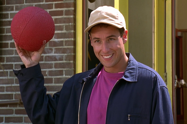 """""""Billy Madison"""" (February 10). """"Billy Madison"""" was Adam Sandler's first title role."""